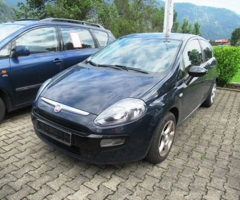 Fiat Punto MyLife Navi Klima STart&Stop Bluetooth