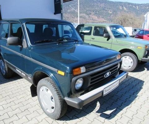 "Lada TAIGA 4 x 4 ""Unser Geländekönig"""
