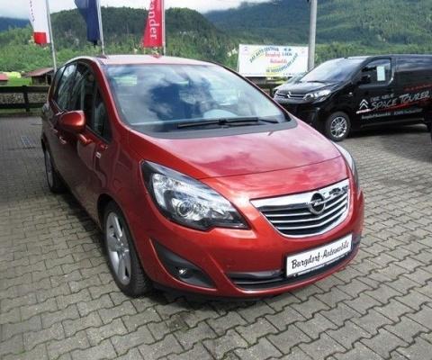 Opel Meriva 1,7 CDTI FlexFixFahrradträger