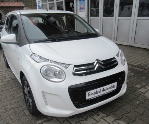 Citroën C 1 VTI 68 SHINE 3-trg. Klima Bluetooth