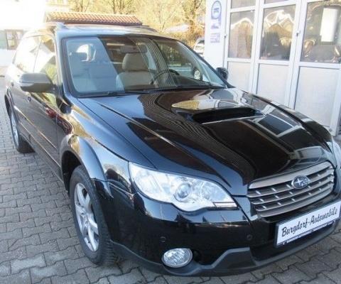 Subaru Legacy 2,0 Kombi Outback Klima Leder