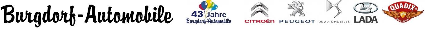 Logo von Burgdorf-Automobile e.K.